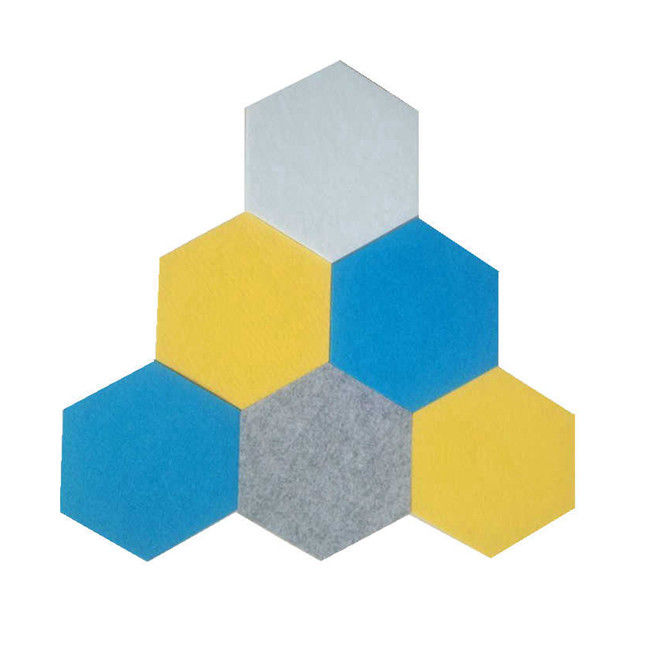 NRC 0.6 EN 13501 Sound Absorbing Acoustic Panels