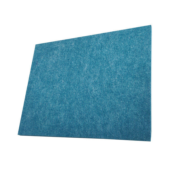 Grooving 9mm 1900gsm PET Felt Panels For Offices