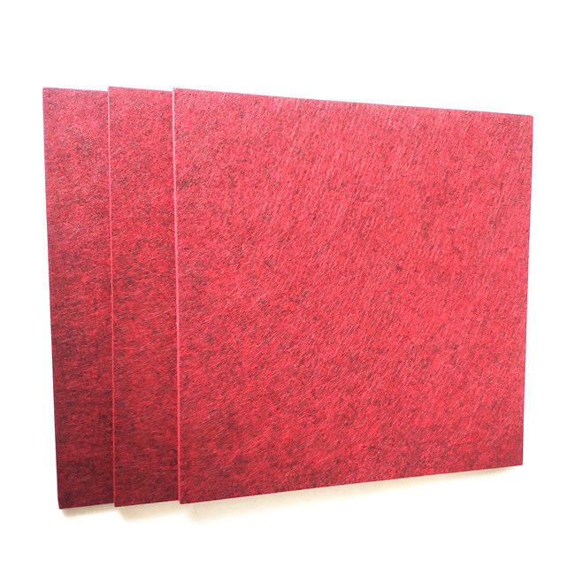 600*600mm 3000gsm Sound Absorbing Wall Panels